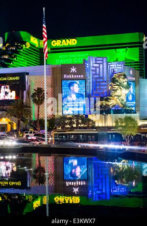 Mgm grand hotel & casino las vegas strip
