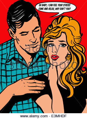 dating a stressed man What to do when he's emotionally distant this really helped me let out alot of stress any woman would be lucky to date a man as sensitive as you.