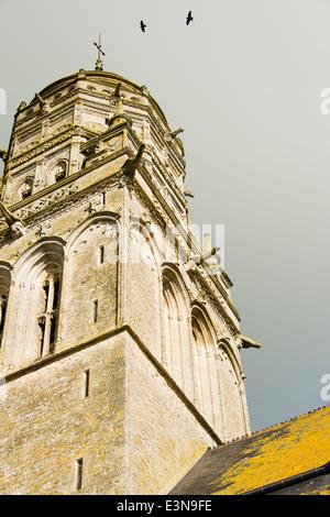 Sainte Marie du Mont, Manche, Normandy, France - Stock Photo