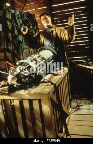 BROKEN ARROW 1996 Twentieth Century Fox film with John Travolta - Stock Photo