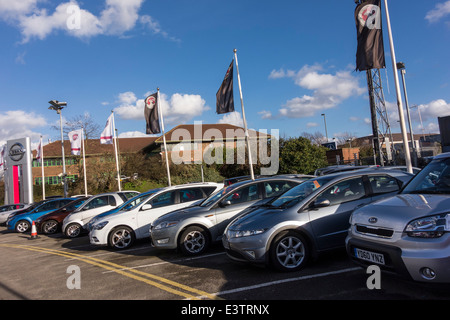 Used Car Dealers Near Redhill