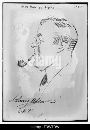 John Wolcott Adams (LOC) - Stock Photo