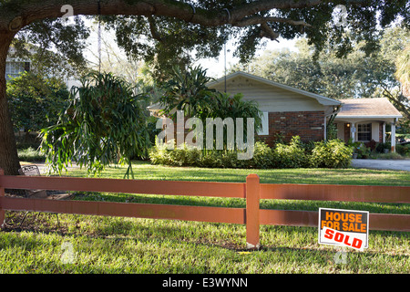 Wondrous Ranch Style House With For Sale Sign On Front Decorative Wooden Largest Home Design Picture Inspirations Pitcheantrous