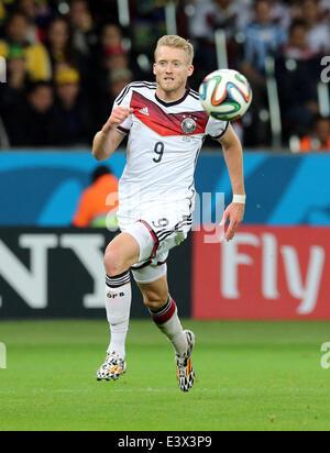 Porto Alegre, Brazil. 30th June, 2014. World Cup 2nd Round. Germany versus Algeria. Schuerrle Credit:  Action Plus - Stock Photo