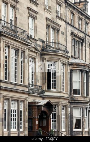 Edinburgh new town georgian architecture in charlotte for 3 rothesay terrace edinburgh