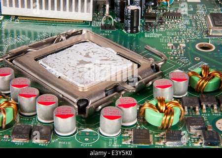 computer circuit and workings Stock Photo, Royalty Free Image ...