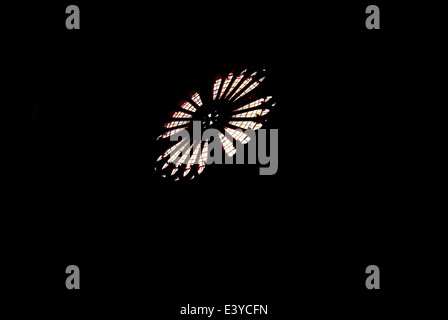 rose window - Stock Photo