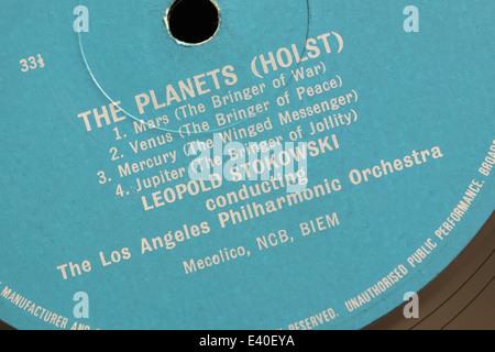 holst the planets suite pdf