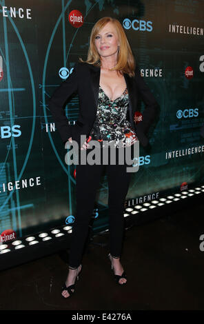 Intelligence Premiere at TAO Nightclub Inside The Mirage Resort and Casino Las Vegas  Featuring: Marg Helgenberger - Stock Photo