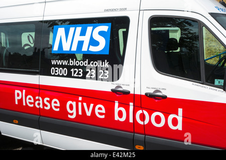 Blood Transfusion Service - Stock Photo