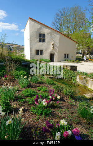 Birthplace of Joan of Arc, Domremy-la-Pucelle, Meuse department, France - Stock Photo