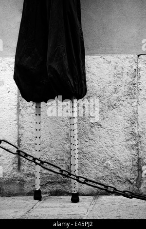 Stiltwalker - Stock Photo