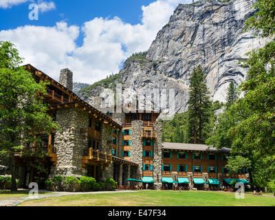 The Majestic Yosemite Hotel Yosemite National Park Ca Usa