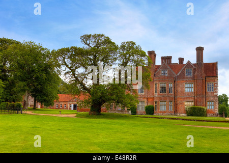 Breamore House, Breamore, Hampshire, England, United Kingdom - Stock Photo