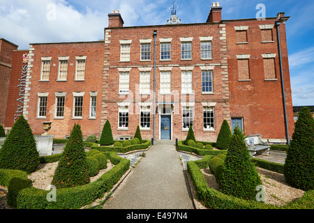 City Archives Molineux Hotel Building Whitmore Hill Wolverhampton West Midlands UK - Stock Photo