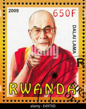Dalai Lama - Stock Photo