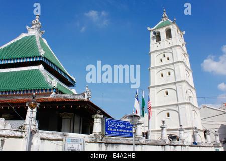 city of Malacca, Bandar Melaka, Malaysia, Asia. - Stock Photo
