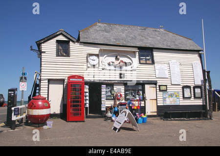 The Old Lifeboat House Broadstairs Kent - Stock Photo