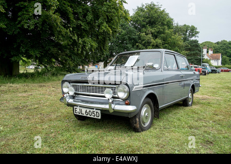 Classic Car show at Holt. - Stock Photo