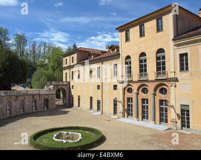 Villa della Regina, Turin - Stock Photo