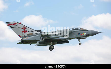 Royal Air Force Panavia Tornado GR4 ZA600 - Stock Photo
