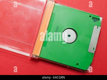 Floppy disk from the 1980s, London - Stock Photo