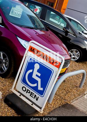 Dissability Car Dealership