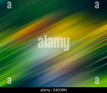 Colourful blurs - Stock Photo