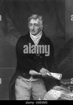 Henry Grattan, 1746 - 1820, an Irish politician, - Stock Photo