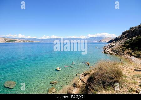 Beautiful transparent sea - Stock Photo