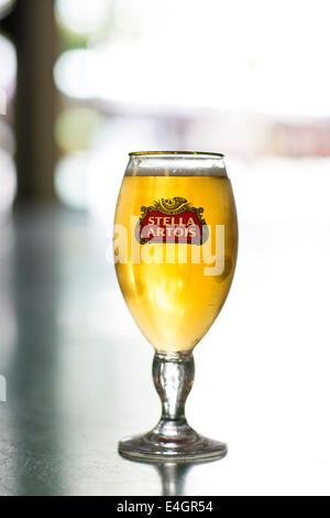 Stella Artois - Stock Photo