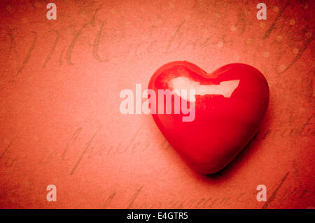 heart shape, love concept - Stock Photo