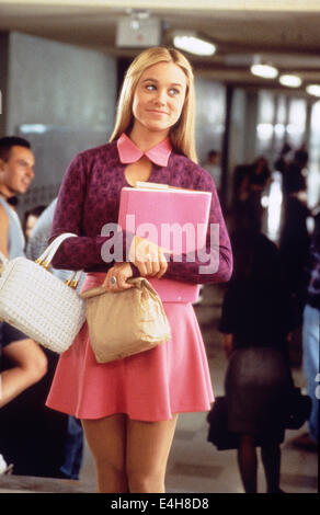 THE BRADY BUNCH MOVIE 1995 Paramount Pictures film with Christine Taylor as Marcia - Stock Photo