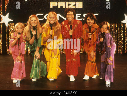 THE BRADY BUNCH MOVIE 1995 Paramount Pictures film - Stock Photo