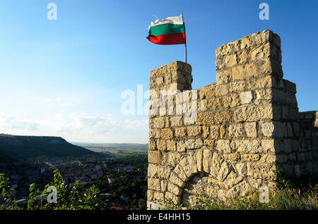 Ovech tower in Provadia town Bulgaria - Stock Photo