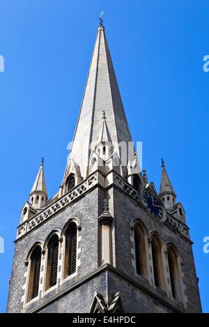 St. James The Less Church in Paddington, London. - Stock Photo