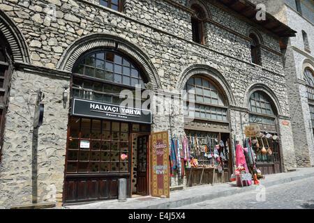 Fantastic Baku Architecture Lahij Copper Sheki Caravanserai Azerbaijan Travel
