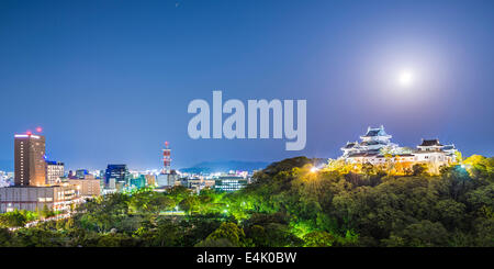 Wakayama City, Japan. - Stock Photo