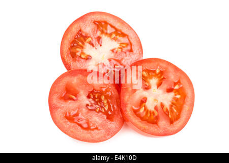 Tomato Slices, Tomatoes - Stock Photo