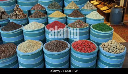 bazaar in hurghada - Stock Photo
