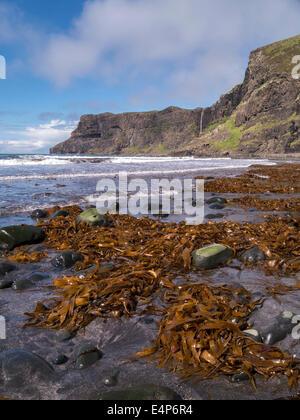 Talisker Bay, Isle of Skye, Scotland, UK