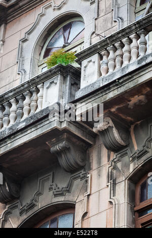 a beautiful old building - Stock Photo