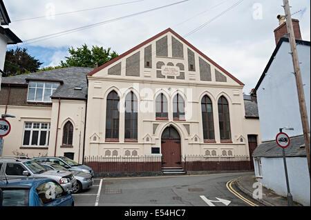 aberdovey aberdyfi wales bethel church - Stock Photo