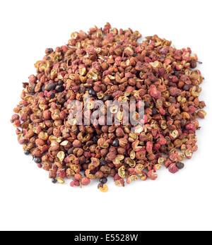 Sichuan pepper - Stock Photo