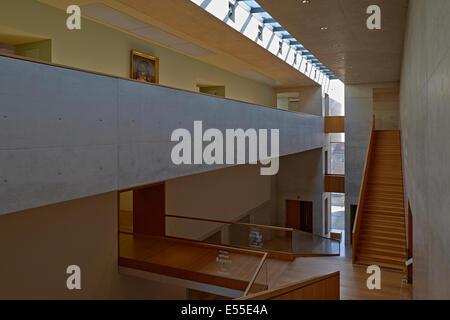 Museum Georg Schaefer, Schweinfurt,  Bavaria, Germany - Stock Photo