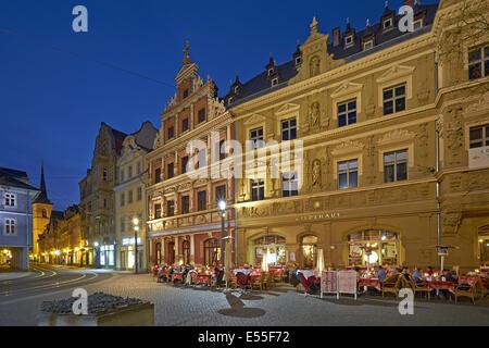 Haus Zum Breiten Herd Guildhall Erfurt Germany