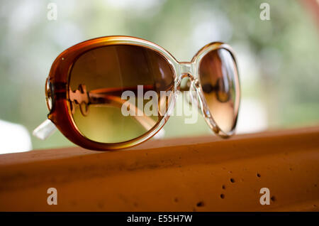Sun Glasses - Stock Photo