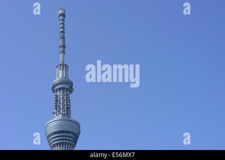 Tokyo Skytree, Sumida-ku, Tokyo, Japan - Stock Photo