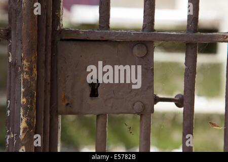 ... Metal Artwork on Doors on Heybeliada Turkey - Stock Photo & Metal Artwork on Doors on Heybeliada Turkey Stock Photo Royalty ...