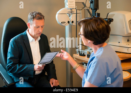 Optometry Chat Room